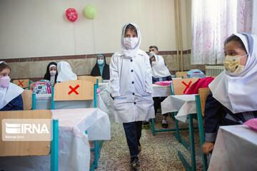 تمامی مدارس کشور نیمه دوم آبان ۱۴۰۰ بازگشایی می شوند