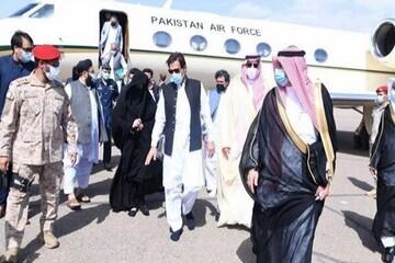 سفر ۳ روزه عمران خان به عربستان