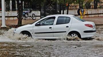 گزارش هواشناسی ۲ آبان ۱۴۰۰ / هشدار به ۸ استان درباره وقوع طوفان و سیل