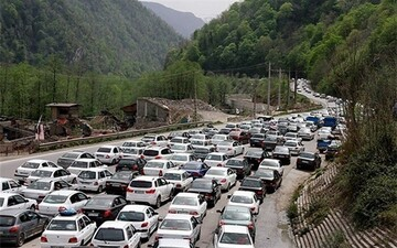 آخرین وضعیت ترافیکی محورهای شمالی ۲ آبان ۱۴۰۰ / ترافیک کدام جادهها سنگین است؟