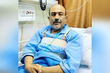 گفتوگوی جالب با مهران غفوریان قبل از ترخیص از بیمارستان / فیلم