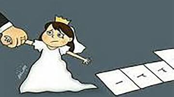 عروس ۱۲ ساله مشهدی صیغه ۴۰ ساله شد!