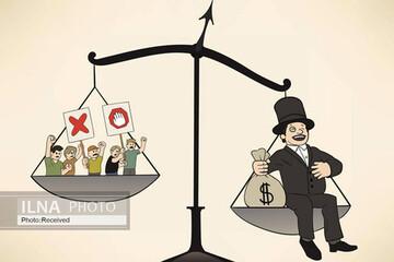 بار اصلی مالیات بر دوش مزدبگیران است / سهم مالیات بر ثروت فقط ۴ درصد!