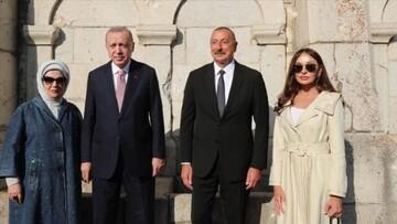 اردوغان روز سهشنبه عازم جمهوری آذربایجان میشود