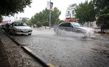 گزارش هواشناسی ۳ آبان ۱۴۰۰ / بارش باران در ۱۱ استان کشور