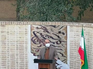 افتتاح هفتمین سالانه خوشنویسی کرمان