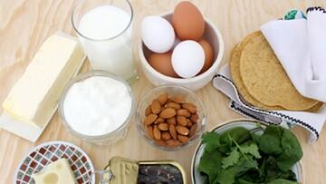 بهترین رژیم غذایی برای جلوگیری از پوکی استخوان