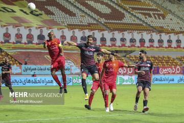 بازیکنان پرسپولیس نشان دادند حرفهای فکر میکنند / بحث هافبکها در تیمهای فوتبال باشگاهی ایران جدی گرفته نمیشود