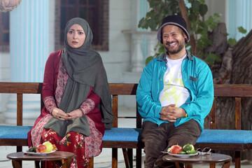 ادامه تصویربرداری سریال «پلاک ۱۳» با بازی علی صادقی / عکس