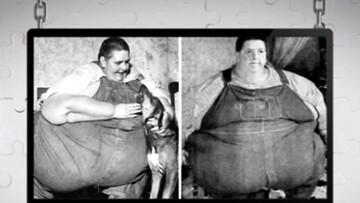 رکوردهای عجیب قد و وزن در جهان   از قد بلندترین مرد ایران تا چاق ترین مرد جهان! / فیلم
