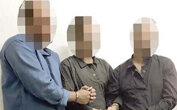 بازمانده باند دیوار چین ۳ کیلو طلا دزدید!