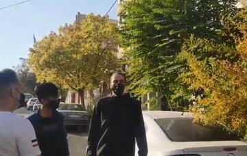 حضور سیاوش یزدانی در باشگاه استقلال