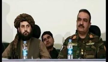 نخستین تصویر از پسر رهبر طالبان