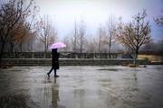 افزایش شدت بارشها در نیمه غربی کشور