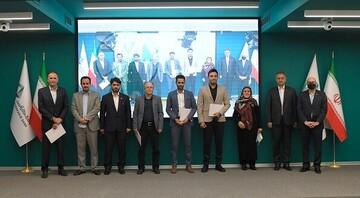 جوایز برندگان جشنواره قرضالحسنه نیک آفرین اهدا شد