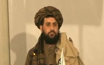 فرزند بنیانگذار طالبان برای اولین بار در انظار عمومی ظاهر شد