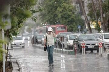 گزارش هواشناسی ۶ آبان ۱۴۰۰ / کدام استانها بارانی میشوند؟