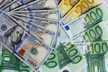 قیمت دلار و یورو در صرافی ملی و بازار آزاد پنجشنبه ۶ آبان ۱۴۰۰ + جدول