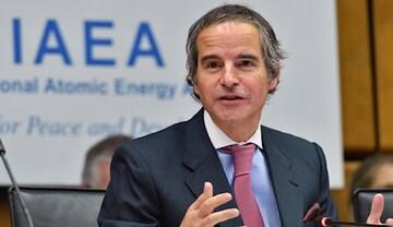 تمایل مدیرکل آژانس بینالمللی انرژی اتمی برای دیدار با رئیسی