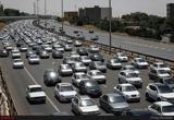 جزییات وضعیت ترافیک  در آزادراه قزوین-کرج-تهران