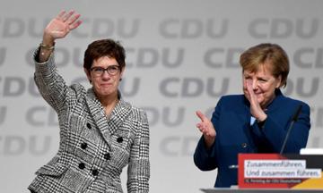 کارن باوئر رهبر آینده آلمان در دهه آینده خواهد بود؟