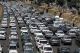 ترافیک سنگین درمحور کرچ -چالوس