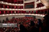 آرزوی بهبودی برای محمدرضا شجریان در  اختتامیه جشنواره موسیقی فجر
