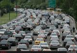ترافیک صبحگاهی  در ورودی پایتخت