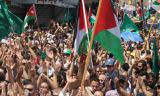 هزاران اردنی در حمایت از قدس و مسجد الاقصی تظاهرات کردند