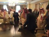 عراق و عربستان تفاهمنامه هکاری امضا کردند