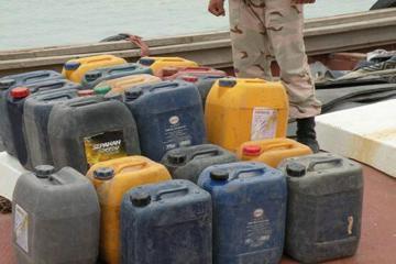 افزایش  کشفیات قاچاق سوخت در بوشهر