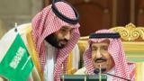 اختلاف پادشاه و ولیعهد صعودی  بر سر ایران