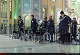 تمهیدات وزارت بهداشت  در مسجد جمکران