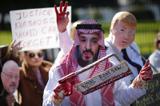 سکوت کر کننده مدعیان حقوق بشر در برابر کشتار مخالفان در عربستان سعودی