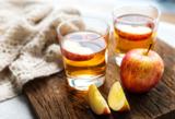جوش شیرین و سرکه سیب برای درمان کهیر