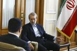 لاریجانی: حضور ایران در سوریه به درخواست خود سوریها است