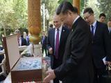 هدیه عجیب پوتین به رئیس جمهور چین