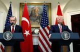 روسای جمهور روسیه و ترکیه با یکدیگر دیدار کردند