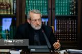 علی لاریجانی: دولت مرکزی باید محور صلح در افغانستان باشد