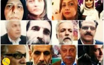 ادامه بازداشت فعالان سیاسی و مدنی