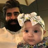 امیر نوری با دختر یک سلبرتی سلفی گرفت! +عکس