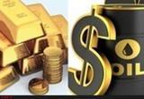 روند معکوس قیمت نفت و طلا  در جهان + جدول