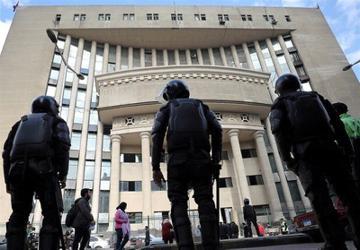 ده ها عضو اخوان المسلمین در مصر روانه بازداشتگاه شدند