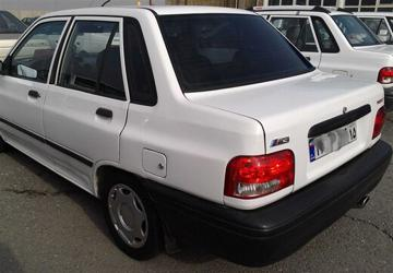 قیمت خودرو افت کرد/ کاهش ۱ میلیون تومانی پراید