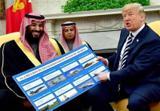 گاردین: عربستان رتبه اول واردات اسلحه در دنیا را کسب کرد!