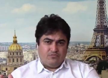 سازمان اطلاعات سپاه جزییاتی از عملیات دستگیری «روحالله زم» را منتشر کرد