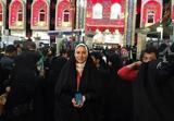 فریبا نادری بازیگر «ستایش»: اگر باز هم سعادت داشته باشم با چادر به کربلا میروم