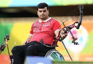 مدال نقره برای  پاراتیراندازی ایران