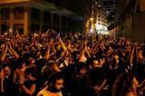 گسترش اعتراضات در لبنان