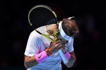 نادال اولین دیدارش در تور ATP لندن را باخت